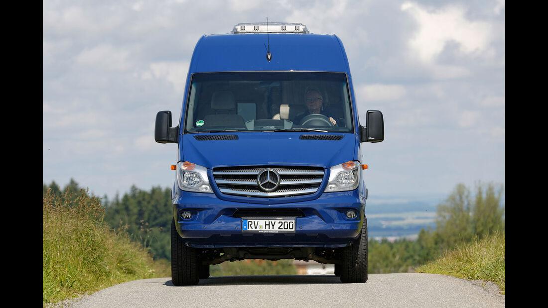 Mercedes Caravan Salon 2026