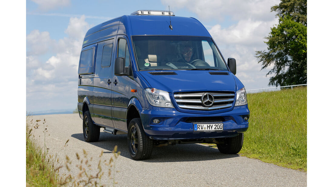 Mercedes Caravan Salon 2027