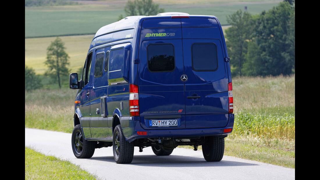 Mercedes Caravan Salon 2028