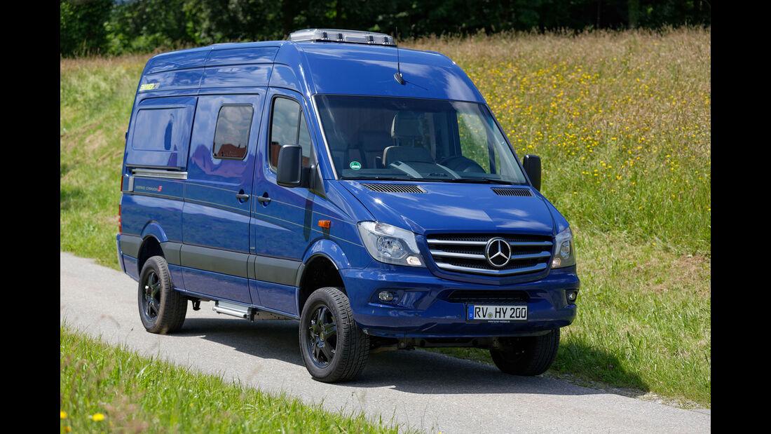 Mercedes Caravan Salon 2029