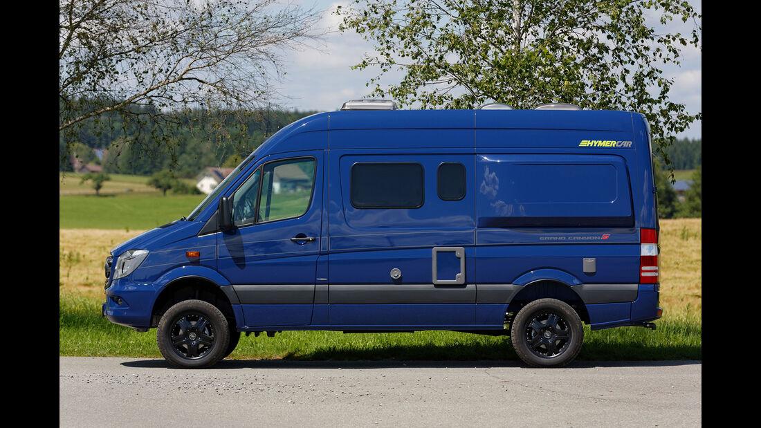 Mercedes Caravan Salon 2031