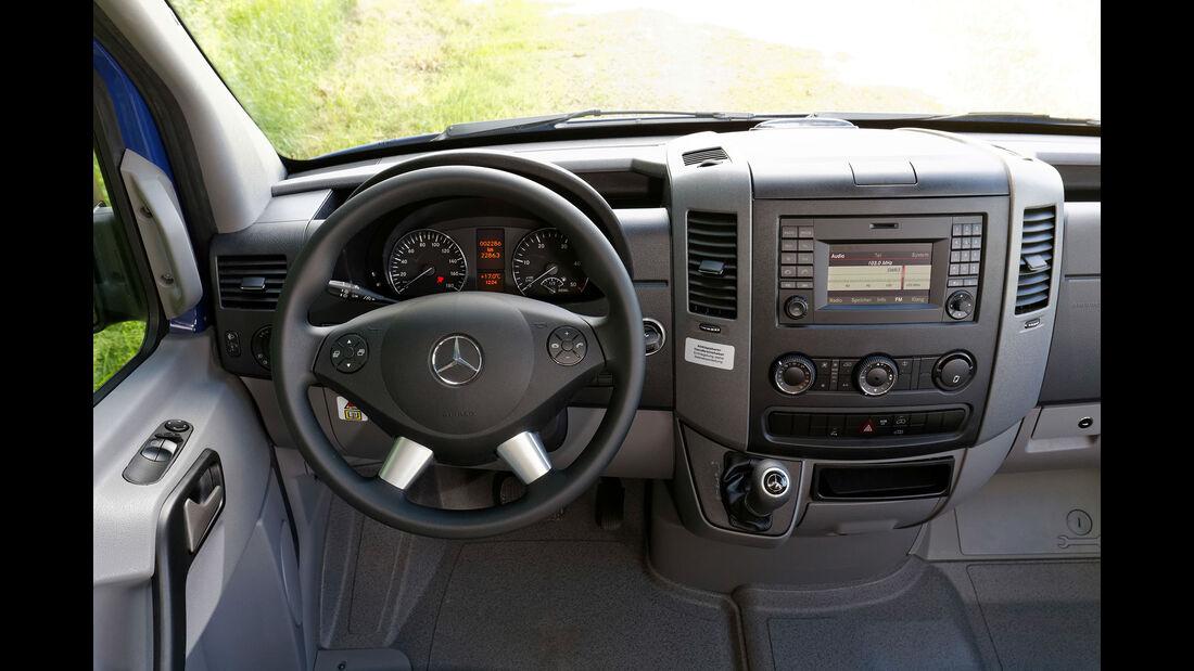 Mercedes Caravan Salon 2032