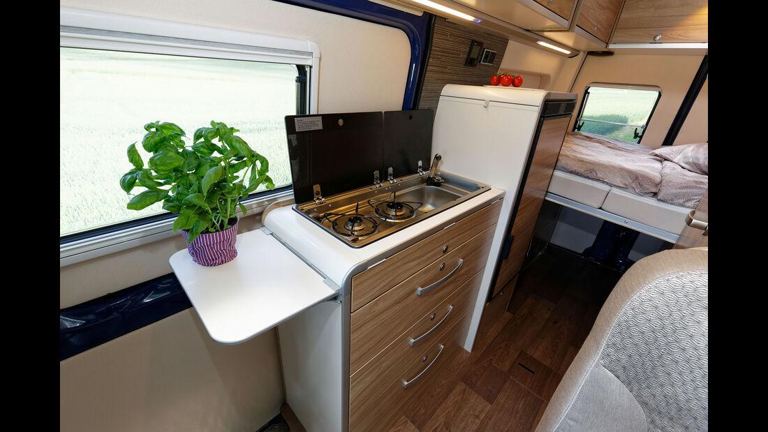 Mercedes Caravan Salon 2034