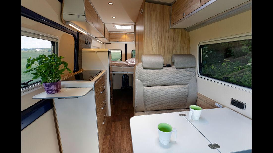Mercedes Caravan Salon 2035