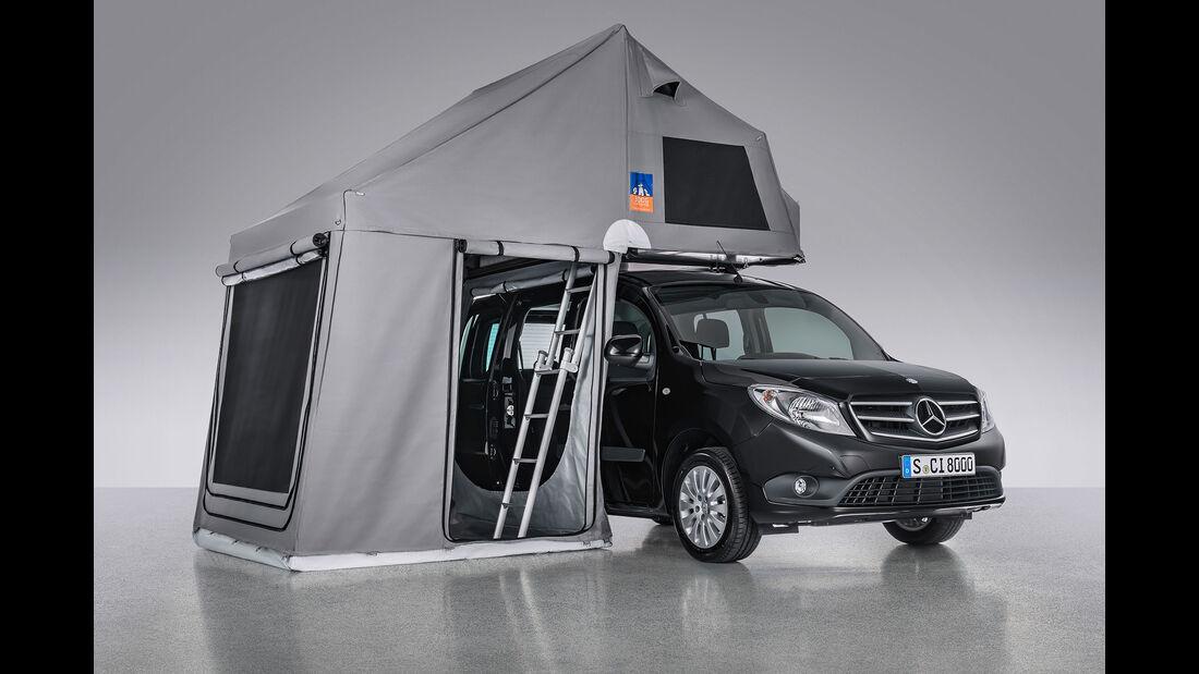 Mercedes Caravan Salon 2038