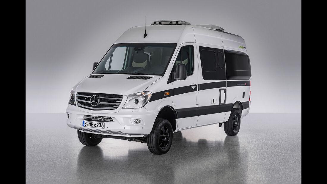 Mercedes Caravan Salon 2043