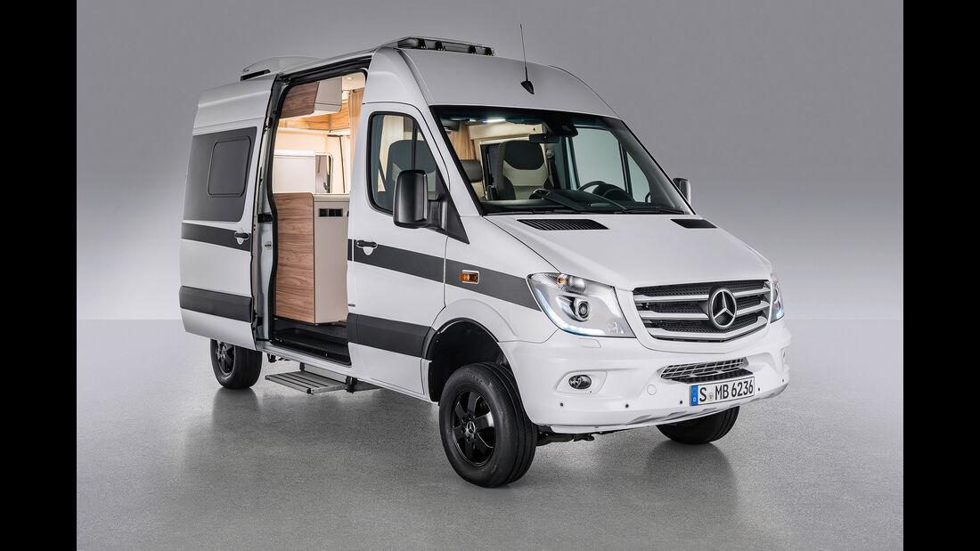 Mercedes Caravan Salon 2044