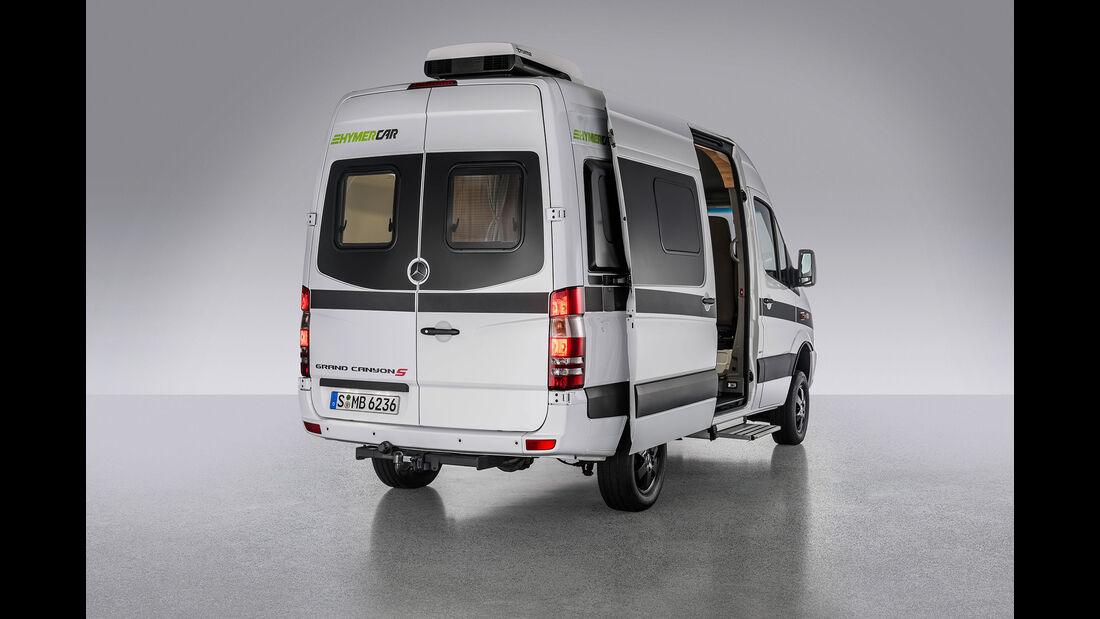 Mercedes Caravan Salon 2045