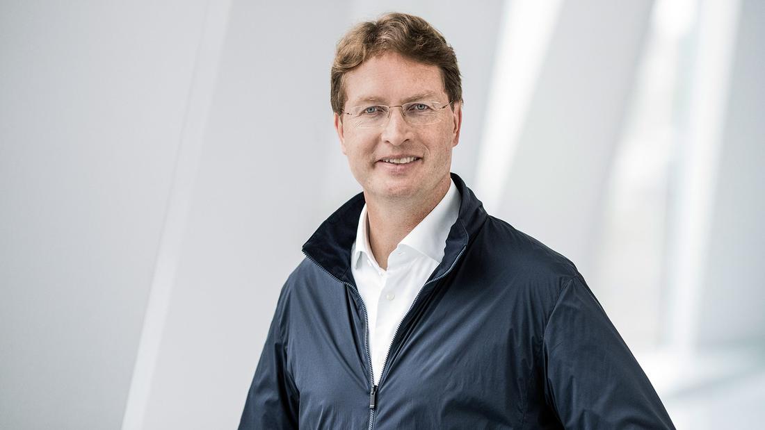 Mercedes-Chef Ola Källenius