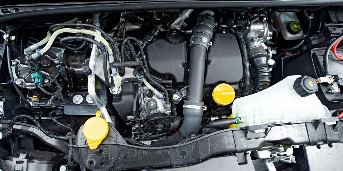 Mercedes Citan 109 CDI, Motor