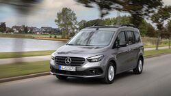 Mercedes Citan 2022 Fahrbericht