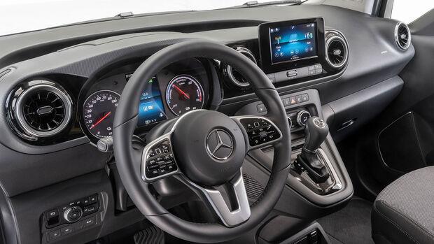 Mercedes Citan 2022 Sperrfrist