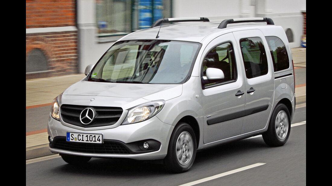 Mercedes Citan, Best Cars 2020, Kategorie L Vans