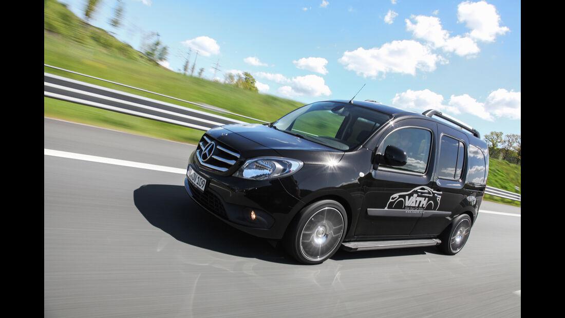 Mercedes Citan CDI by Väth