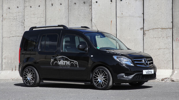 Mercedes Citan CDI by Väth