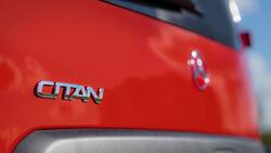 Mercedes Citan Teaser