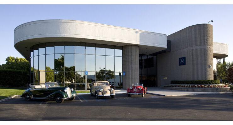 Mercedes Classic Center Irvine