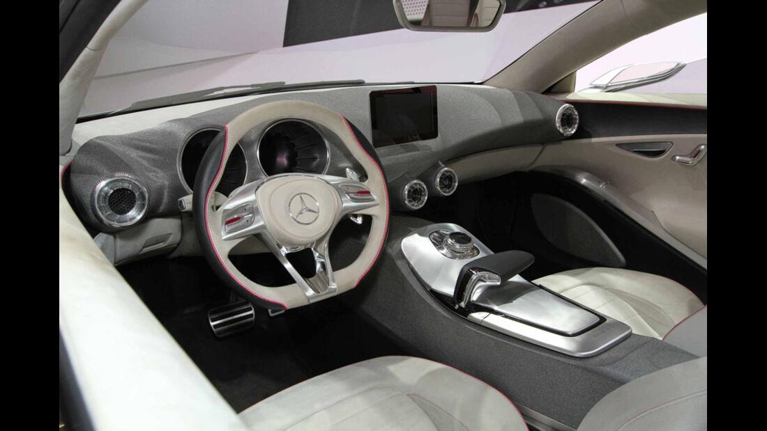 Mercedes Concept A
