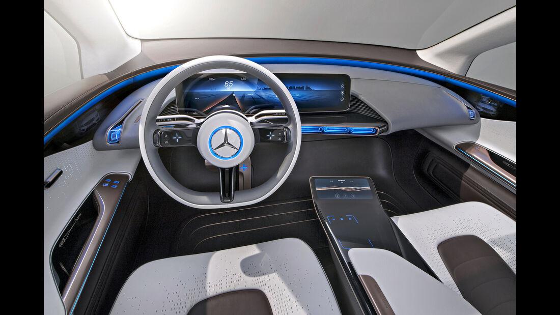Mercedes Concept Cockpit