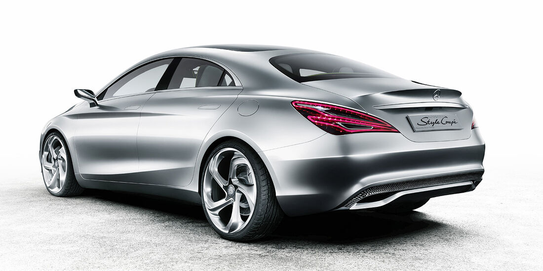 Mercedes Concept Style Coupé