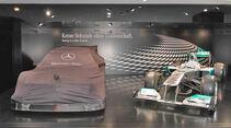 Mercedes, DTM, C-Klasse, 2012, IAA 2011