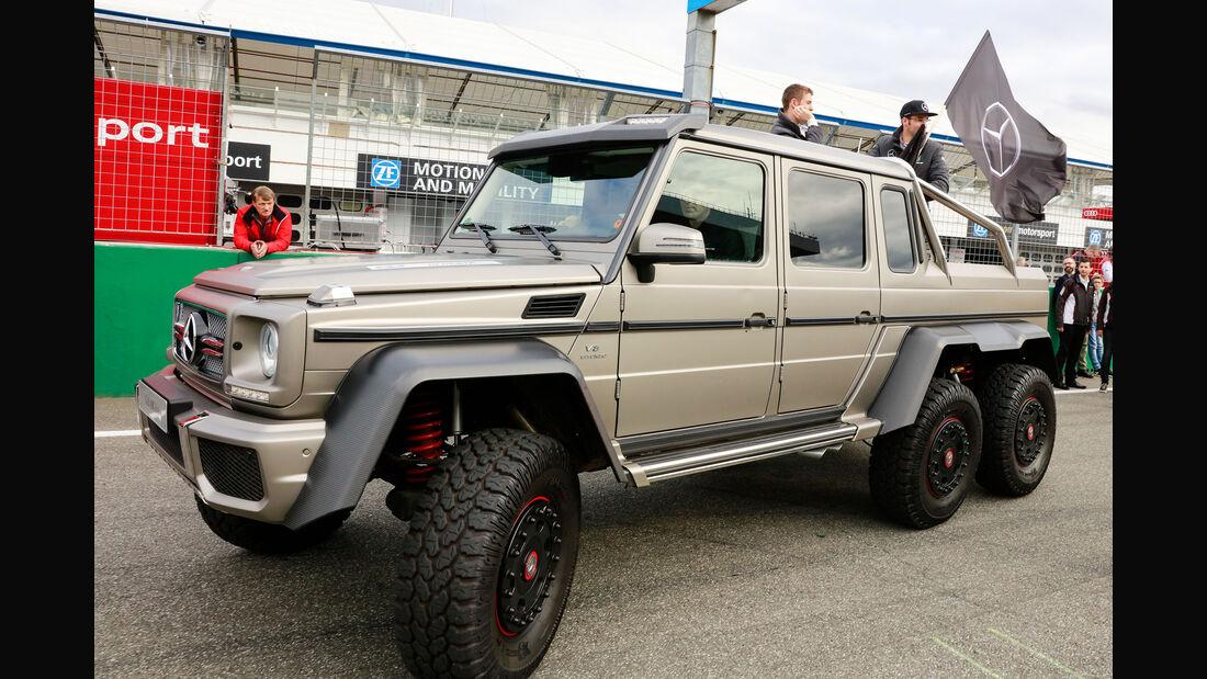 Mercedes - DTM Hockenheim - Finale - 2016