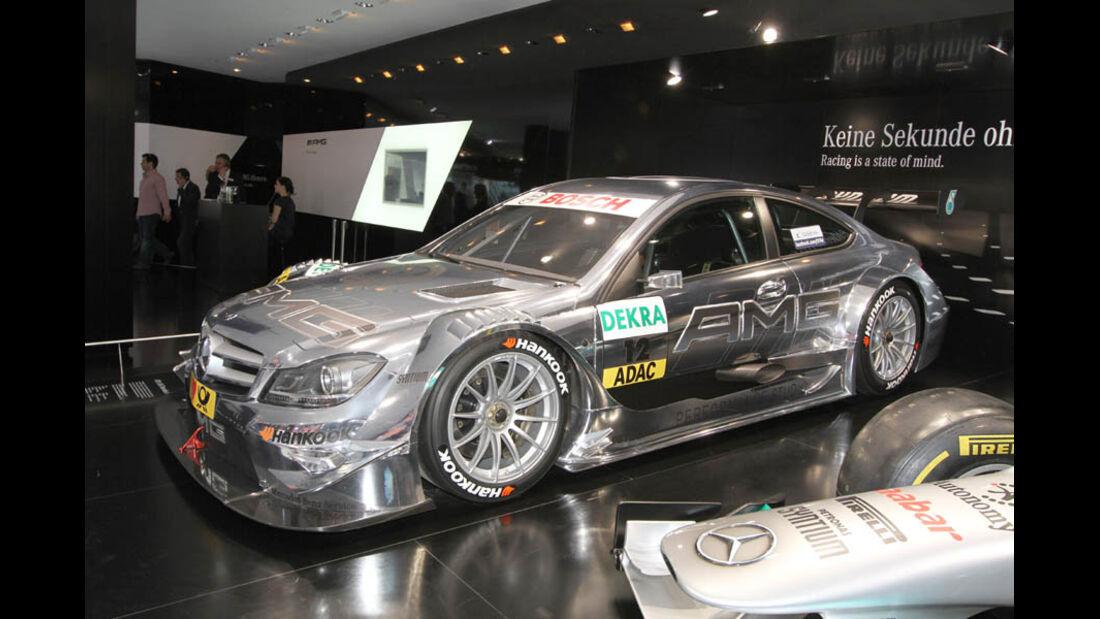 Mercedes DTM IAA