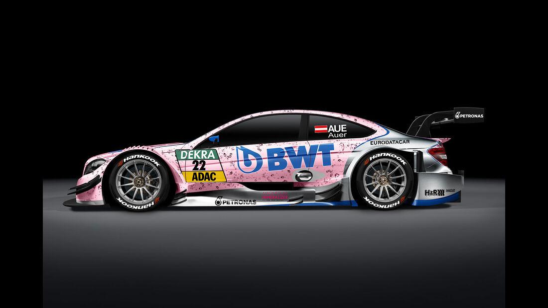 Mercedes - DTM - Mercedes C63 DTM - Lucas Auer