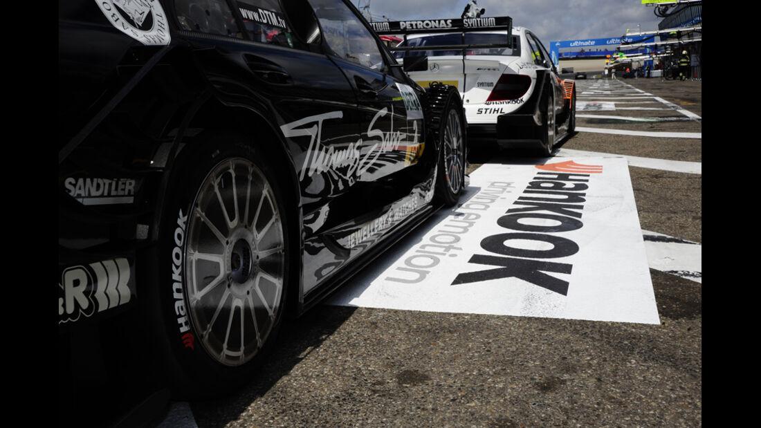 Mercedes DTM Zandvoort 2011