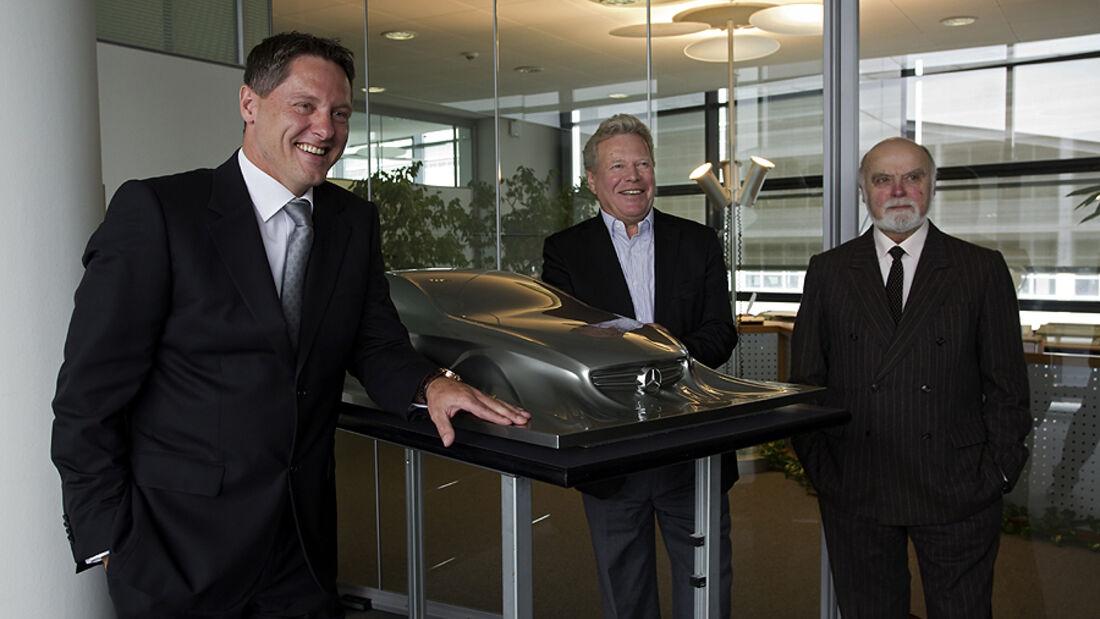 Mercedes-Designchefs
