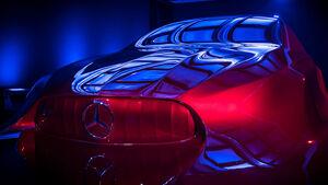 "Mercedes Designstudie A-Klasse CLA ""Aesthetics A"""