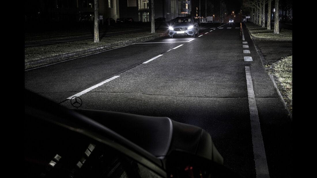 Mercedes Digital Light