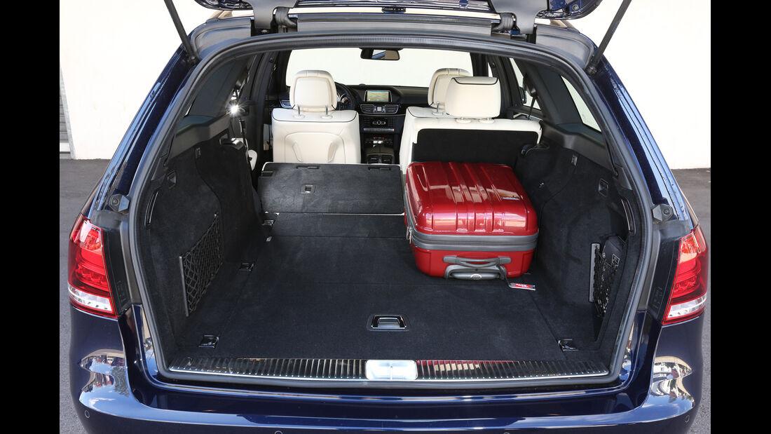 Mercedes E 200 CDI T, Kofferraum