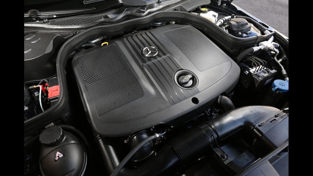 Mercedes E 200 CDI T, Motor