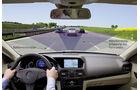 Mercedes E 200 CGI Coupé, Attention Assist
