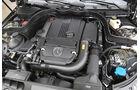 Mercedes E 200 CGI Coupé, Motor