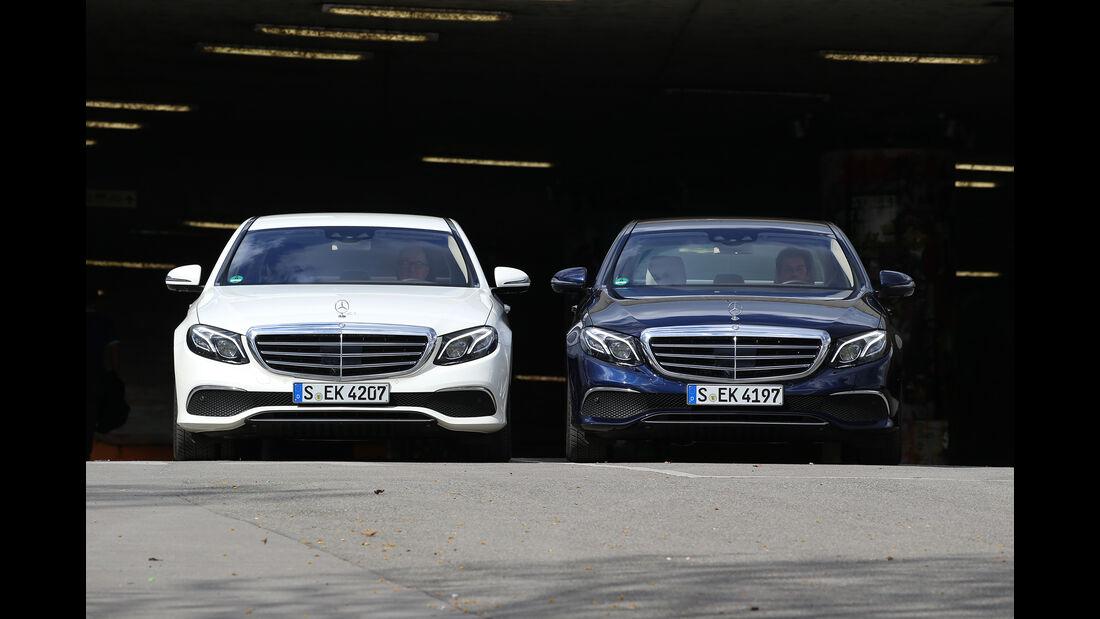 Mercedes E 200, E 220 d