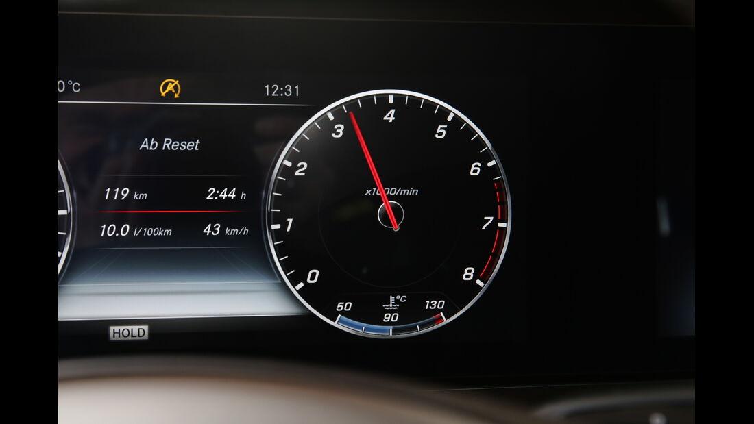 Mercedes E 200 Interieur