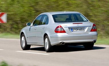 Mercedes E 200 K