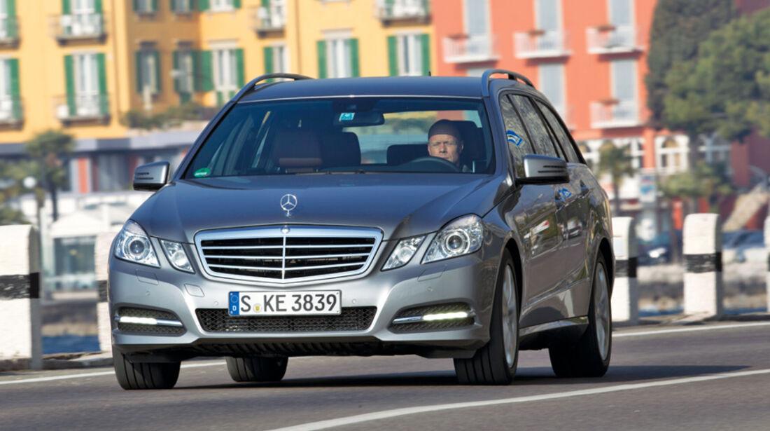 Mercedes E 200 T Avantgarde