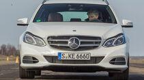 Mercedes E 200 T, Frontansicht