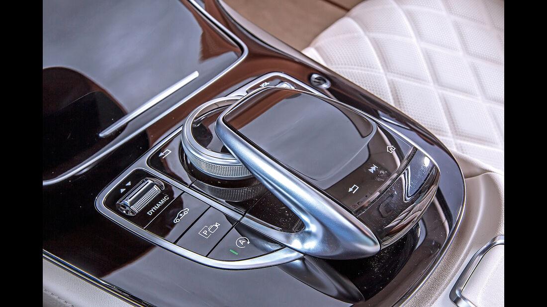 Mercedes E 200 T Infotainment