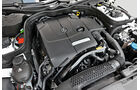 Mercedes E 200 T, Motor