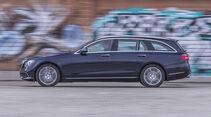 Mercedes E 200 T Seite