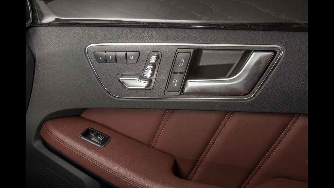 Mercedes E 200 T, Seitentür, Innenseite