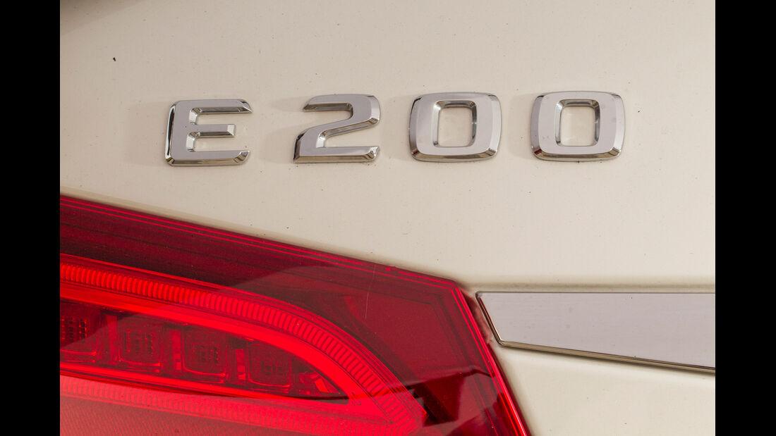 Mercedes E 200 T, Typenbezeichnung
