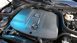 Mercedes E 220 Bluetec, Motor