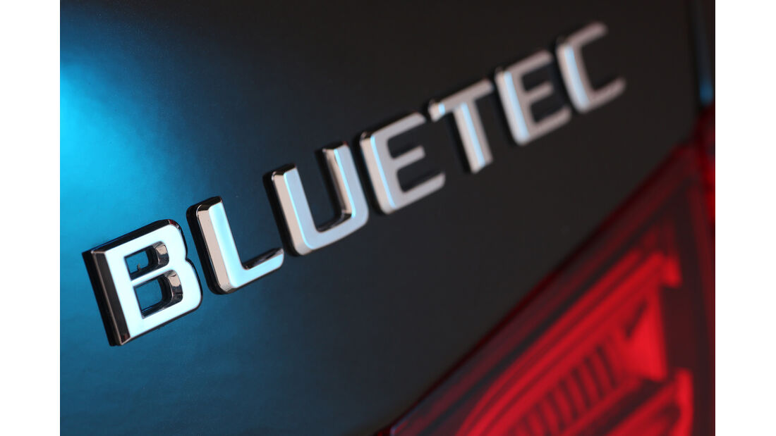 Mercedes E 220 Bluetec, Typenbezeichnung