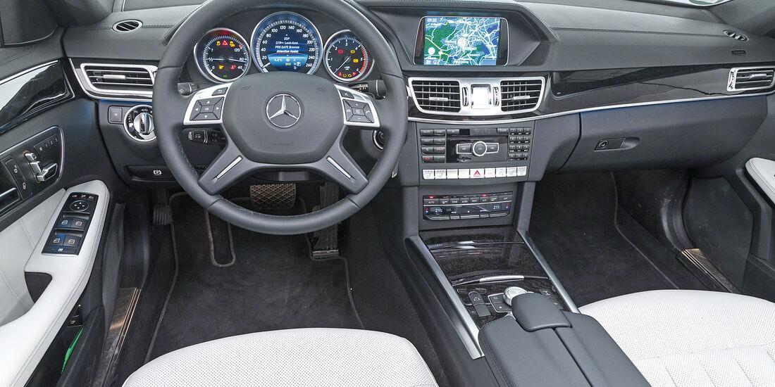 Mercedes E 220 Bluetec