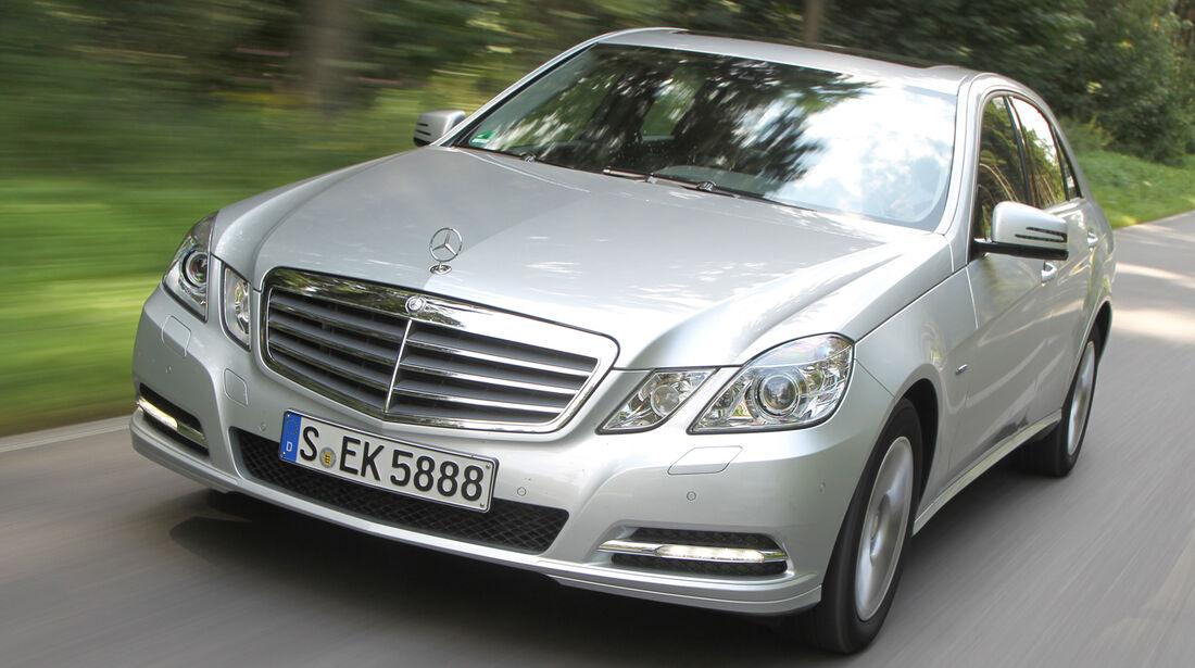 Mercedes E 220 CDI Edition, Frontansicht